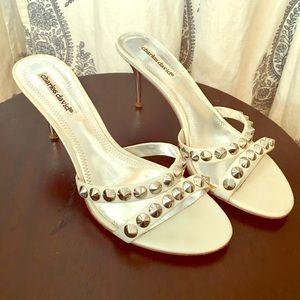Charles David heels sz 8 EUC